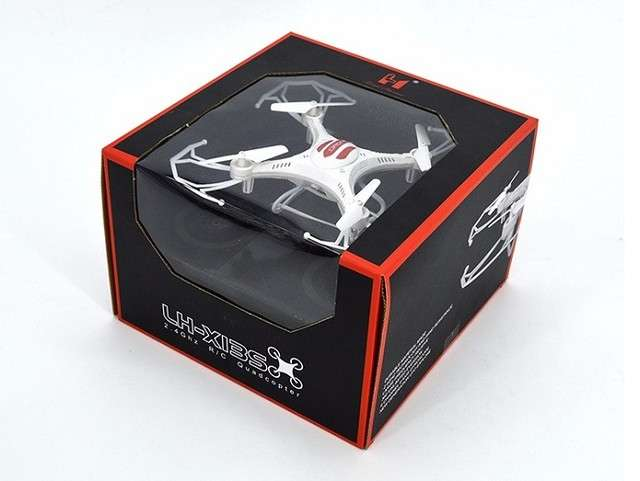 5 melhores drones para iniciantes lead-honor-lh-x13s