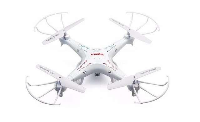 5 melhores drones para iniciantes syma-x5c-1 dronevip